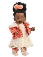 Кукла Лоренс/Llorens Valeria Africanca, 28 см