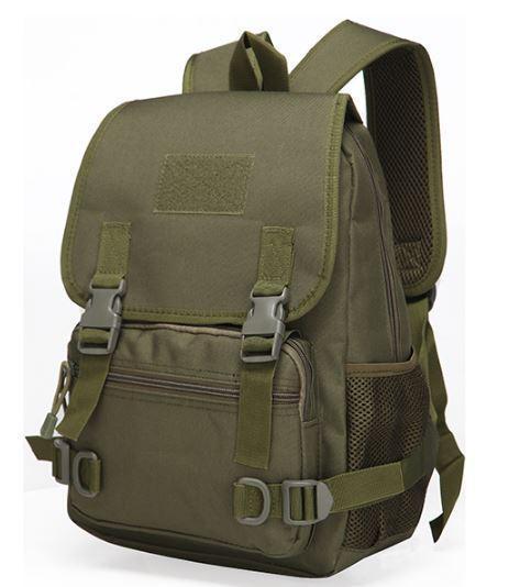 Рюкзак міський тактичний A95 олива, 15 л