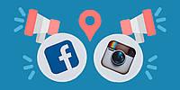 Таргетированная реклама в Фейсбук, Настройка рекламы в  Facebook и Instagram