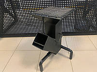 Походная печь, печь ракетного типа, печь для кемпинга с решоткой, пічка, фото 1