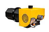 Пелетні пальник Palnik 50 кВт для твердопаливного котла, фото 4