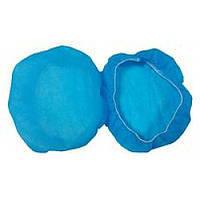 Чехол для подголовника стоматологического кресла Polix PRO MED голубой (20 штук)
