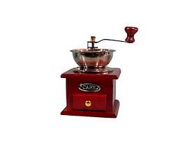 Кофемолка ручная с деревянным ящиком Empire EM-2360, фото 3