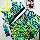 СпортивныйБюстгальтер Victoria's Secret The Lightweight Bra 75A, Зеленый, фото 2