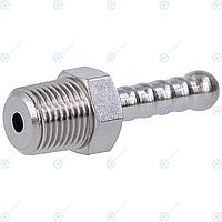 """Переходник прямой 1/8"""" для силиконовой трубки Saeco 11006304"""