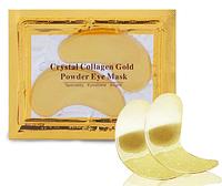 Коллагеновые патчи для глаз Crystal Collagen Gold