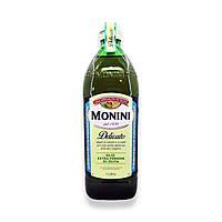 """Оливковое масло """" Monini Delicato Extra Vergine """" 1L"""
