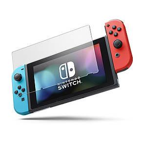 Аксесуар для Nintendo Switch захисне скло