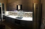 Кухня со склада МДФ краска металлик, фото 2