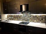 Кухня со склада МДФ краска металлик, фото 3
