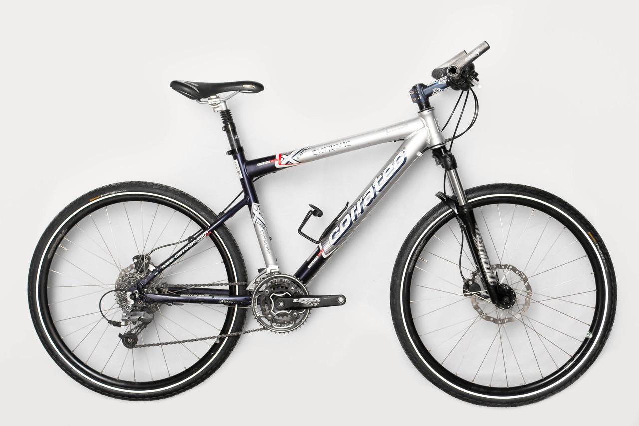 Велосипед Corratec Extreme 26 Blue-Grey Б/У