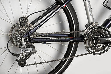 Велосипед Corratec Extreme 26 Blue-Grey Б/У, фото 3