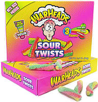 Warheads Sour Twists 99 g