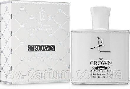 Туалетная вода мужская DC Crown White 100ml