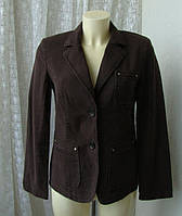 Пиджак жакет женский куртка лен бренд Rosner р.44