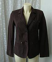 Пиджак жакет женский куртка лен бренд Rosner р.44, фото 1