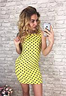 Платье женское с карманами р. 42 44 46 48