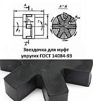 Звездочка 42х10,5х10,5 (6,3 УЗ) ГОСТ 14084-93