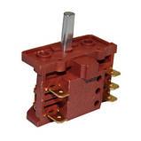 Переключатель на электроплиту 16А 250В 3 контакта GAV 333, фото 2