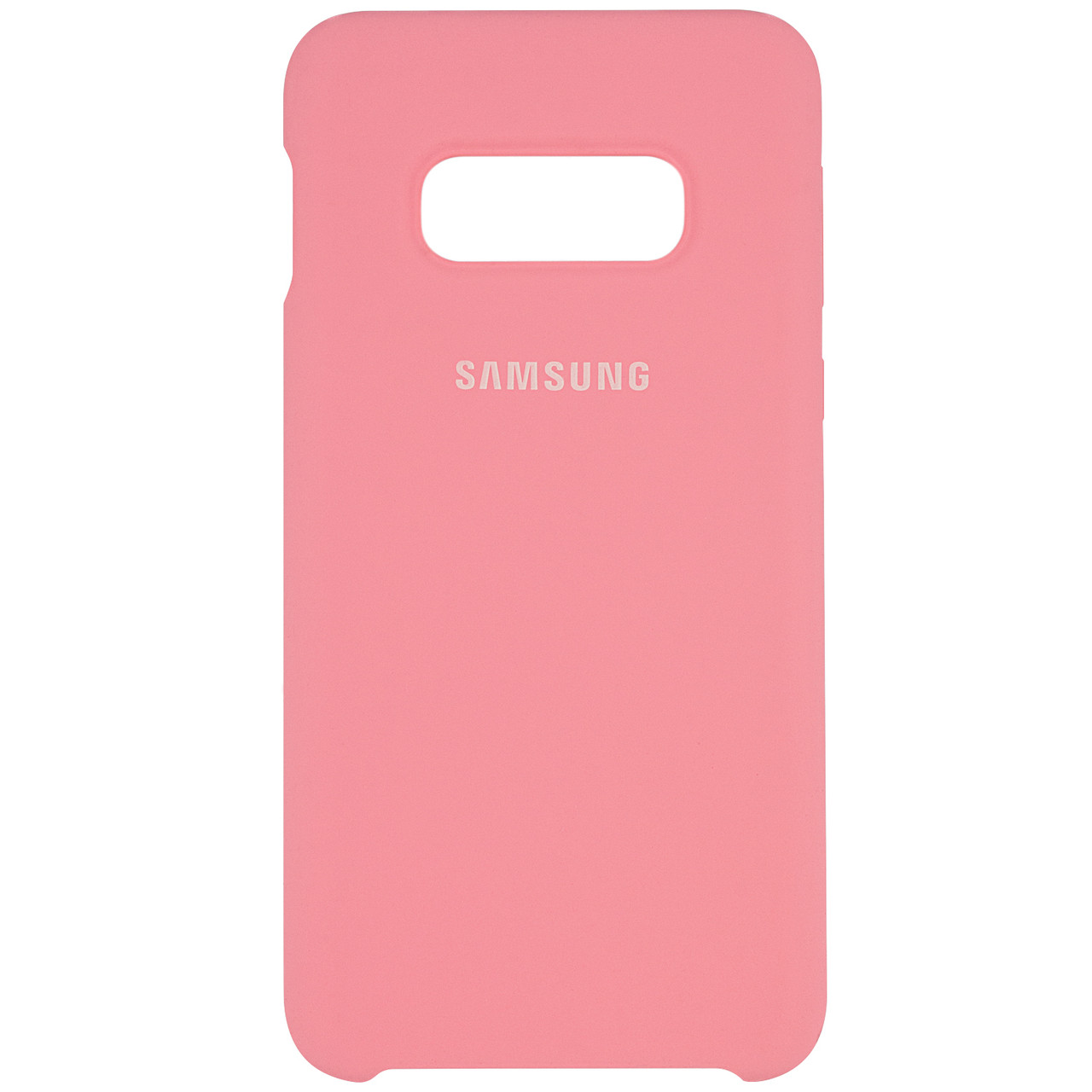 Чехол Silicone case для Samsung Galaxy S10e