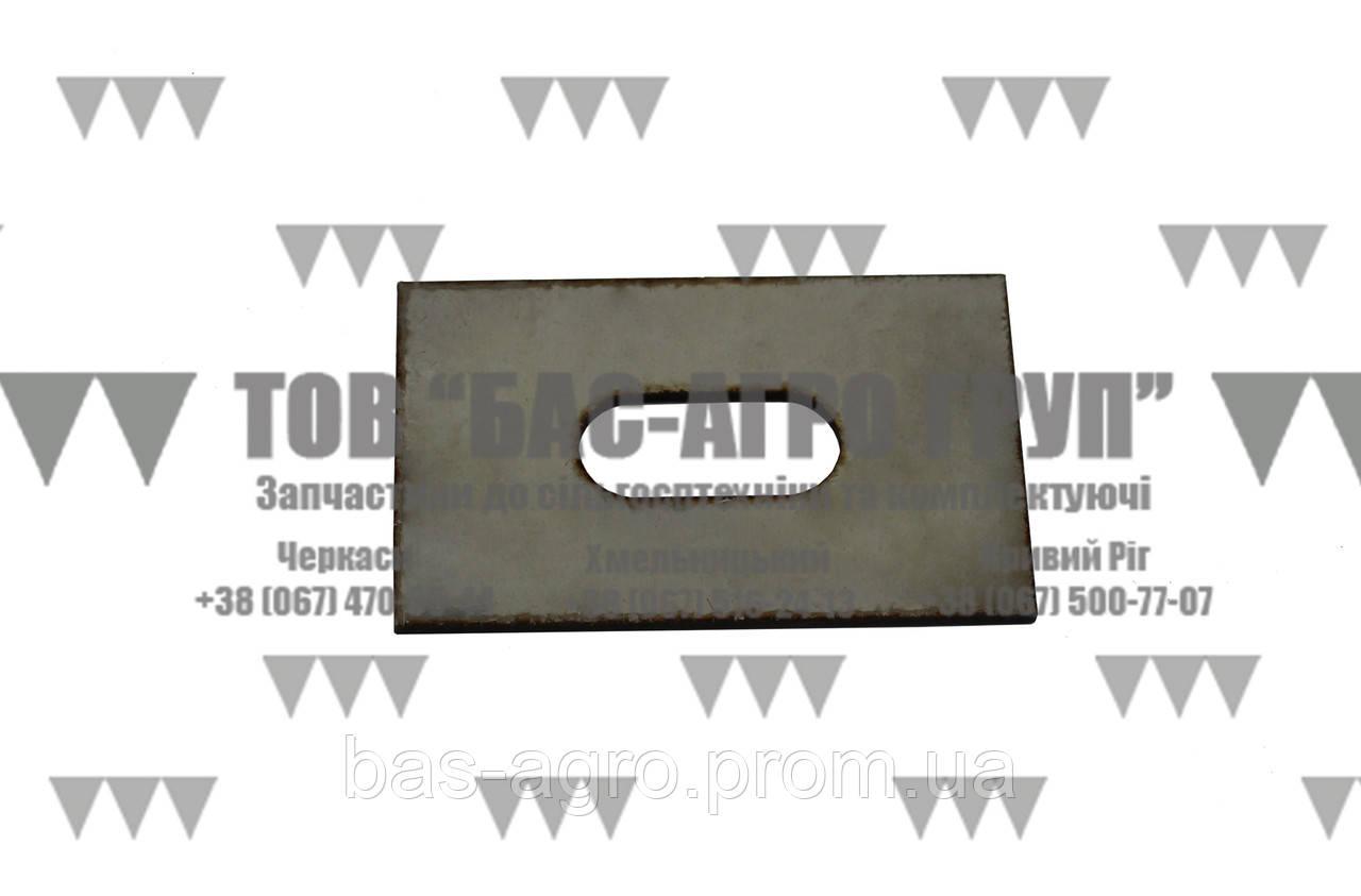 Прижимная пластина скребка Monosem 6796, 20030990 аналог