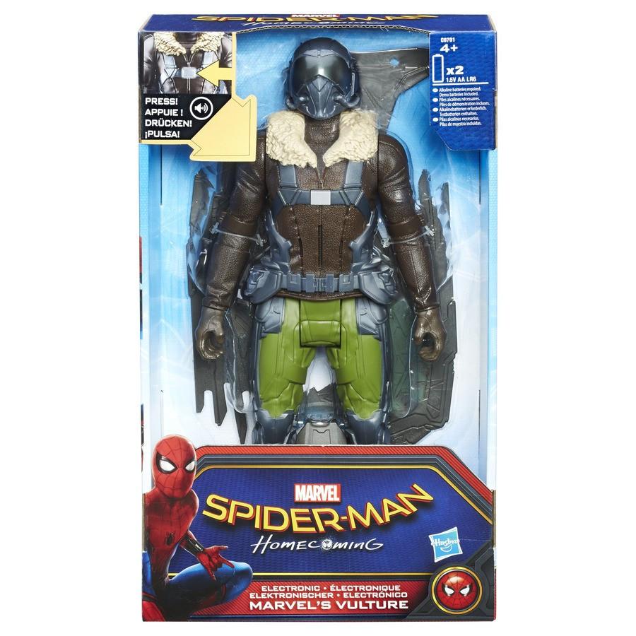 Фигурка Титаны Человек паук электронный злодей Стервятник от Hasbro Spiderman