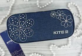 Пенал Мягкий Flowery K19-662-1 Kite Германия