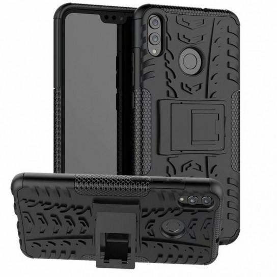 Противоударный двухслойный чехол Shield для Huawei Honor 8X Max