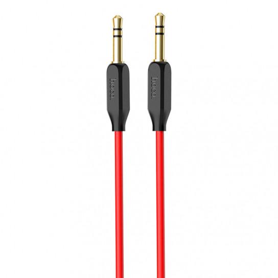 Аудио кабель HOCO Aux (UPA11) (3,5 - 3,5 / Jack-Jack) (1м)