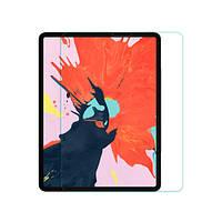 """Защитное стекло Nillkin Anti-Explosion Glass (H+)(зак. края) для Apple iPad Pro 12.9"""" (2018) (Прозрачное)"""
