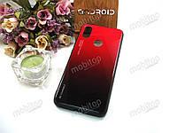 Чехол Glass Case Xiaomi Mi A2 (#00230)