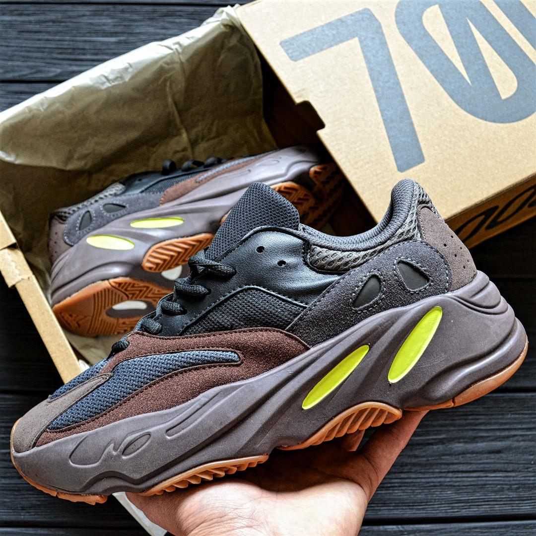 36af0f44 Мужские кроссовки Adidas Yeezy Boost 700 Mauve (Реплика ААА+) - Monkey Vape  -
