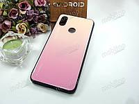 Чехол Glass Case Xiaomi Mi A2 (#00234)