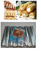 Набор конусов для выпечки трубочек 14 см 10 шт