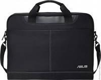 """Сумка для ноутбука 16"""" ASUS 16 NEREUS carry bag (90-XB4000BA00010-) чорна, поліестер"""
