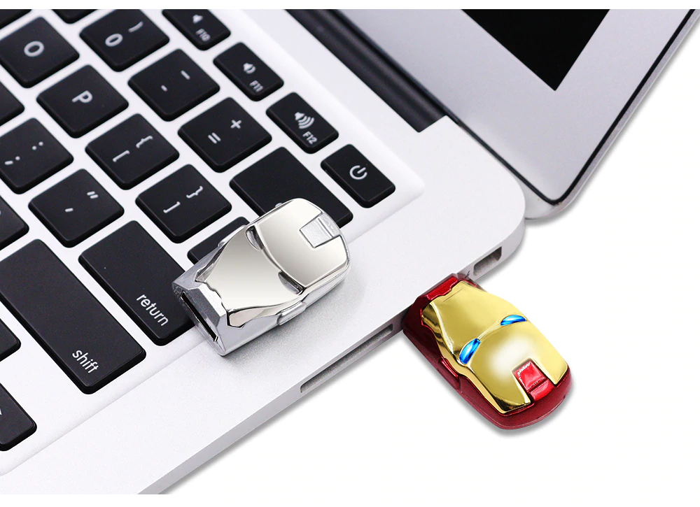 USB флеш накопитель 32Gb Iron Man Marvel
