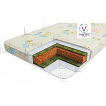 Подростковый матрас Veres ECO 140х70х8 см