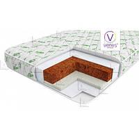 Подростковый матрас Veres Latex+  Aloe vera 160х80х10 см