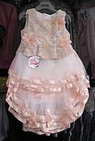 Бальные платья для девочек. Платья детские на выпускной в садик, фото 1