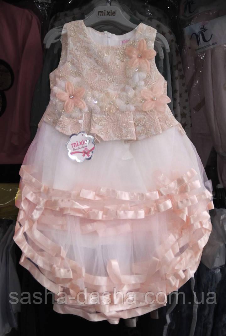 e63507282f98 Бальные платья для девочек. Платья детские на выпускной в садик - Саша и  Даша.