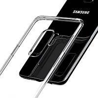 TPU чехол Baseus Simple Ultrathin для Samsung Galaxy S9 (Бесцветный (прозрачный))