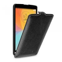 Кожаный чехол (флип) TETDED для LG L Bello Dual D335 чёрный