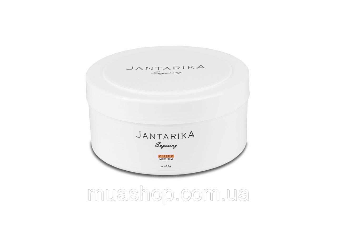 Сахарная паста JANTARIKА CLASSIC Medium (Средняя) 400 грамм