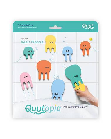 """Іграшка для ванної Пазл-головоломка """"МЕДУЗИ"""" (QUUTOPIA 171003), фото 2"""