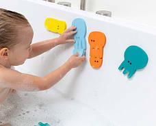 """Іграшка для ванної Пазл-головоломка """"МЕДУЗИ"""" (QUUTOPIA 171003), фото 3"""