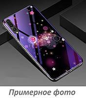 TPU+Glass чехол Fantasy с глянцевыми торцами для Huawei Honor 8X Max