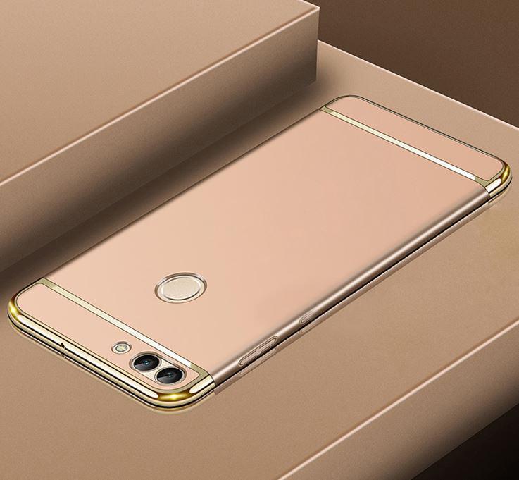 Чехол Joint Series для Xiaomi Mi 8 Lite / Mi 8 Youth (Mi 8X) (Золотой)