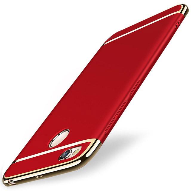 Чехол Joint Series для Xiaomi Redmi 4X (Красный)