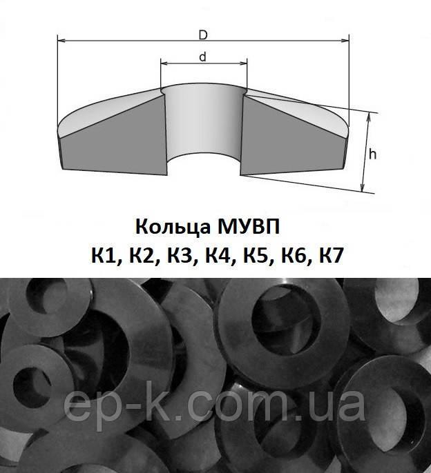 Кольцо МУВП К4 (24*45*11)