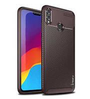 TPU чехол iPaky Kaisy Series для Huawei P Smart+ (nova 3i) (Коричневый)
